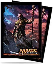 Dragons of Tarkir Sarkhan Unbroken Standard Deck Protector for Magic 80 count