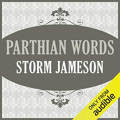 Parthian Words audiobook cover art