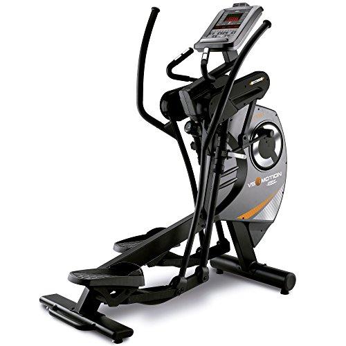 BH Fitness G885R - VS Motion - Ellipsentrainer - Crosstrainer - für Intensive Nutzung über 20 Stunden pro Woche