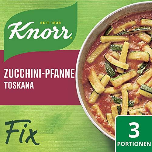 Knorr Fix Zucchini-Pfanne Toscana 3 Portionen (1 x 42 g)