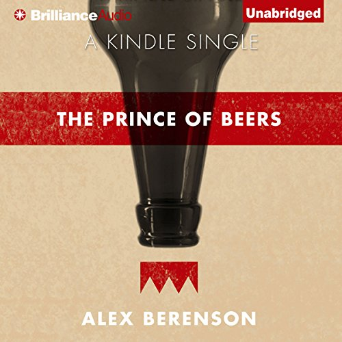 The Prince of Beers audiobook cover art