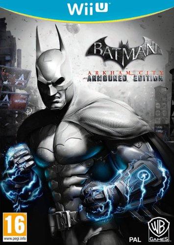 Warner Bros Batman - Juego (Wii U, Wii U, Acción / Aventura, T (Teen))