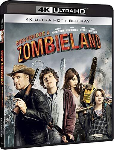 Zombieland (4K Ultra HD + Blu-ray) [Blu-ray]