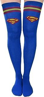 Best superman thigh high socks Reviews