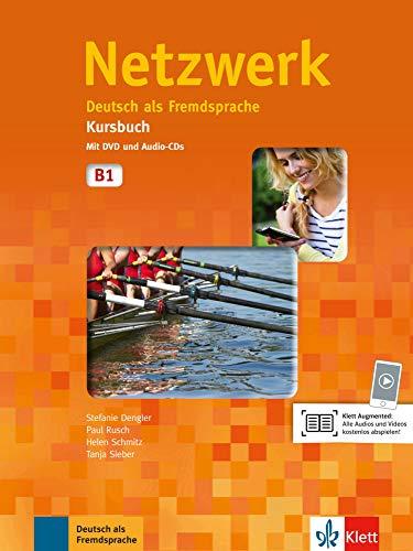Netzwerk b1, libro del alumno + 2 cd + dvd (ALL NIVEAU ADULTE TVA 5,5%) (French Edition)