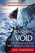 Best touch the void book Reviews
