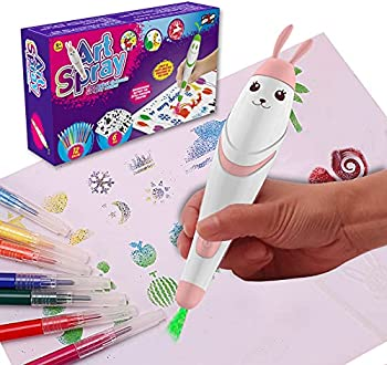 NiCuZnGa Electric Airbrush Spray Pen Set