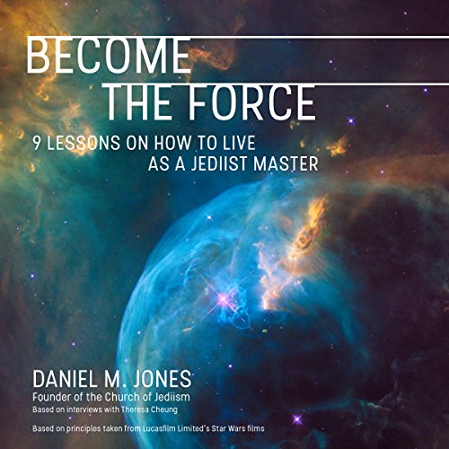 Become the Force audiobook cover art