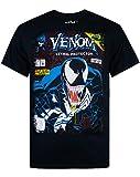 Marvel Venom Comic Men's Black T-Shirt (L)