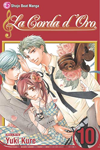 La Corda d'Oro, Vol. 10 (Volume 10)