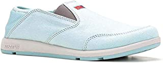 Women's Yellowtail Sky Blue Size 8 Slip On Shoes