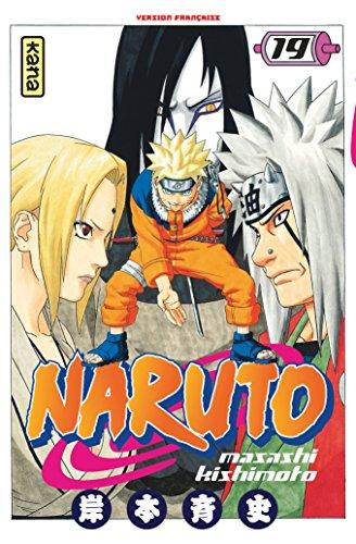 Naruto, tome 19