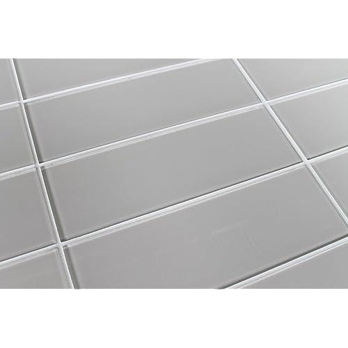 Backsplash Subway Tile Beige Amazon Com