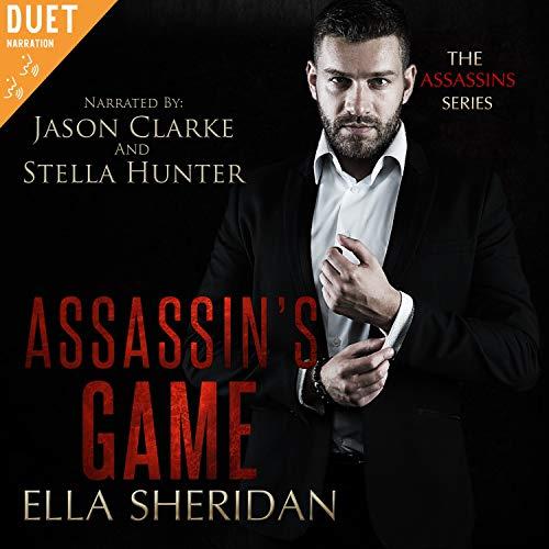 Assassin's Game cover art
