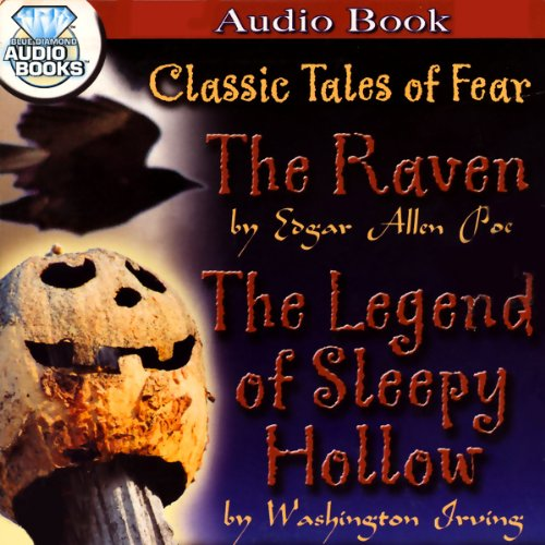 Classic Tales of Fear audiobook cover art