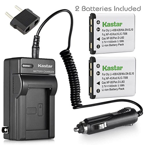 10 Best kastar battery charger manual Reviews