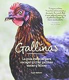 Gallinas: La guía esencial para escoger y criar gallinas sanas y felices