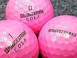 Aランク ロストボール ブリヂストン BRIDGESTONE GOLF B330-RX ピンク 中古 ゴルフボ-ル