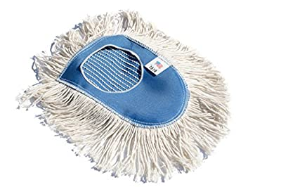 Nine Forty Industrial Strength Dust Mop Head Cleaning Wedge Refill