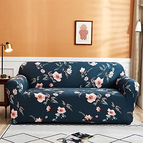 Funda Protectora del Sofá del Reposabrazos De La Sala De Estar del Hotel En Casa, Funda De Sofá Elástica Antideslizante, Extraíble Y Lavable, Plegable 2 Seater (145-185 cm)