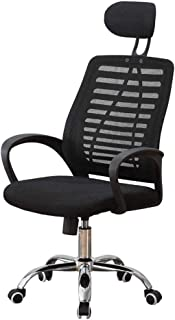 Ergonómicas de oficina silla de la computadora de escritorio Silla Silla con respaldo alto Silla transpirable con soporte lumbar y sillas de escritorio Volver malla espacial de la serie mediados de ai