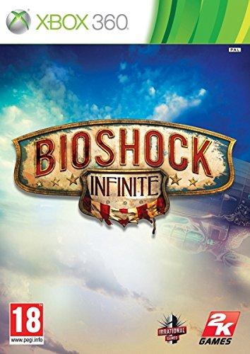 2K Bioshock Infinite, Xbox 360 - Juego (Xbox 360, Xbox 360, FPS (Disparos en primera persona), SO (Sólo Adultos), Xbox 360)