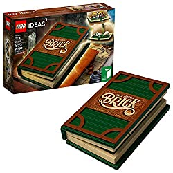 LEGO Ideas 21315 Pop-up Book Building Kit , New 2019 (859 Piece)