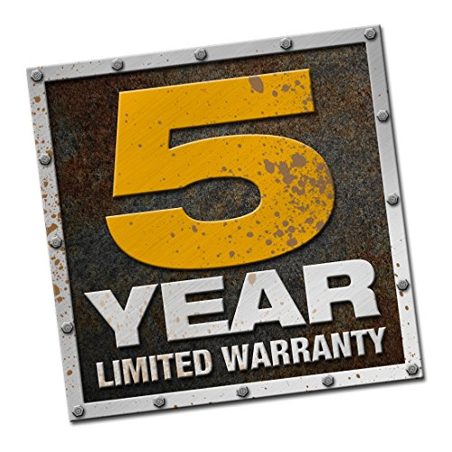 Rugged Ridge 11216.22 All-Terrain Entry Guard Kit for 97-06 Jeep Wrangler TJ & 04-06 Wrangler LJ Unlimited