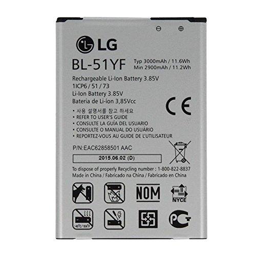 batteria originale LG G4/G4Stylus (bl-51yf) Bulk