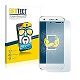 BROTECT Schutzfolie kompatibel mit Doogee F3 Pro (2 Stück) klare Bildschirmschutz-Folie
