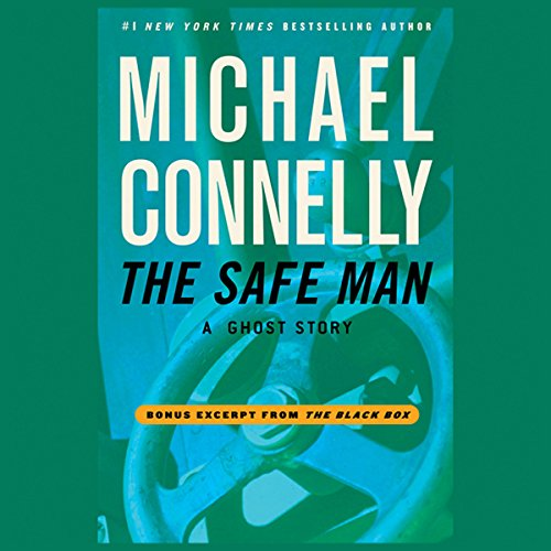 The Safe Man audiobook cover art