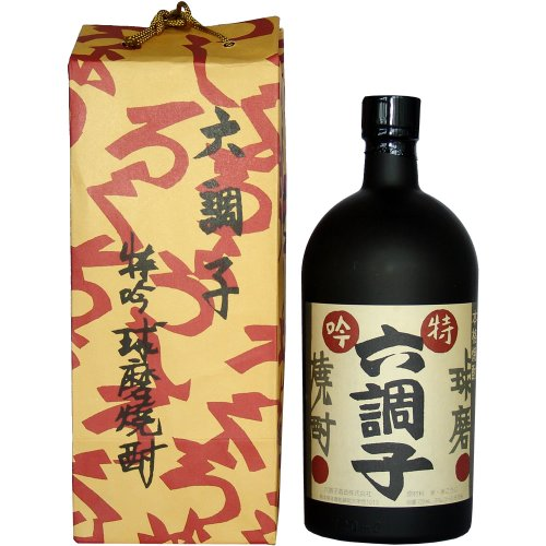 六調子酒造 特吟 六調子(ろくちょうし)米焼酎