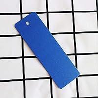 120個 用紙のブックマーク,簡単 空白 クラフト ブックマーカ を使用 30 カラフル タッセル,Diy 第 プロジェクト ギフト タグ しおり 子供-青 14.3x4.6cm(5.6x1.8inch)