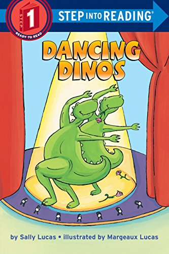 Dancing Dinos (Step into Reading)の詳細を見る