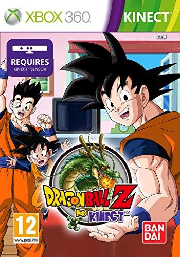 Dragon Ball Z Kinect (richiede Sensore Kinect)