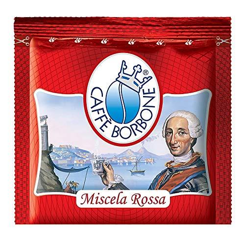 Kaffeepads 44 mm Kaffee Borbone Mischung rot Stück 50 100 200 300 400 500 (300)