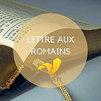 Lettre aux Romains