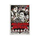Quentin Tarantino Filmposter, Leinwand-Kunst-Poster und