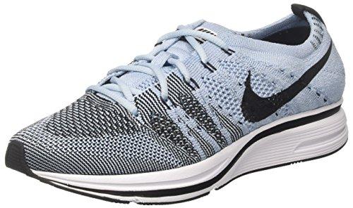 Nike Flyknit Trainer, Zapatillas de Gimnasia Unisex Adulto, Turquesa (Cirrus Blueblackwhite), 39 EU