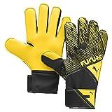 PUMA Future Grip 5.4 RC Guantes De Portero, Unisex-Adult, Ultra Yellow Black White, 6