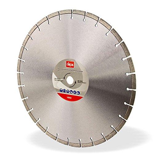 DEMA Segmentierte Diamanttrennscheibe 400x25,4 mm