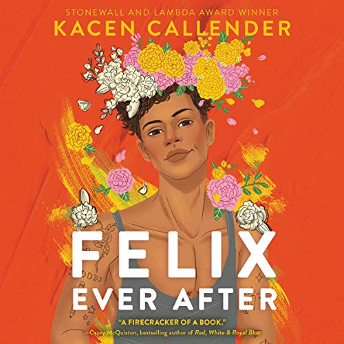 Couverture de Felix Ever After