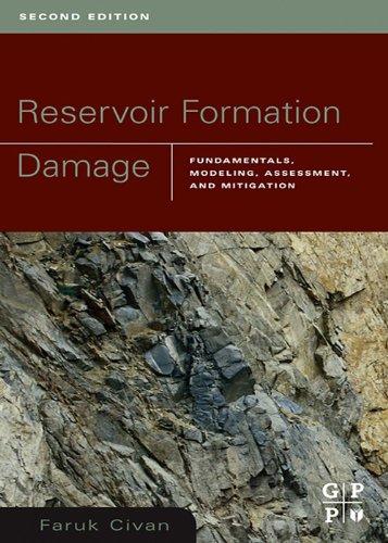 Reservoir Formation Damage: Fundamentals, Modeling, Assessment, and Mitigation (English Edition)