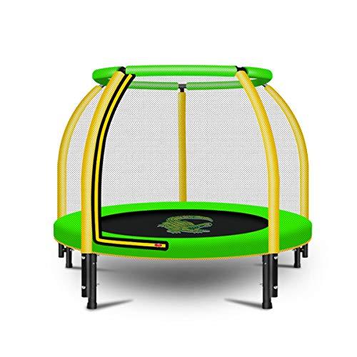 JJ JUJIN 4ft Trampoline for Kids