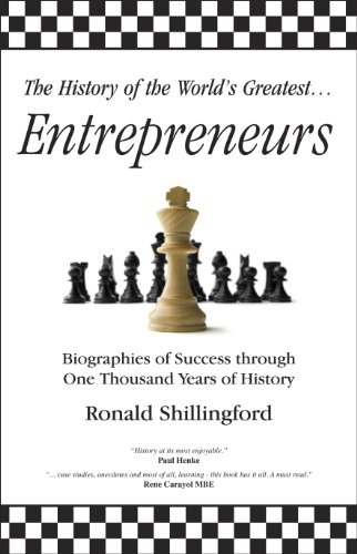 The History of the World's Greatest Gangster Entrepreneurs (The History of the World's...
