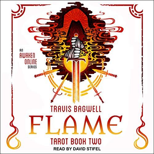 Awaken Online: Flame  By  cover art