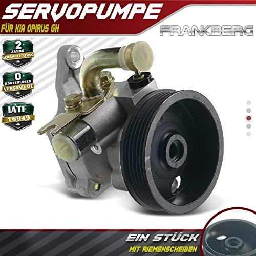Servopumpe Servolenkung Hydraulikpumpe Lenkgetriebe Pumpe für Opirus GH 2003-2006 571003F001