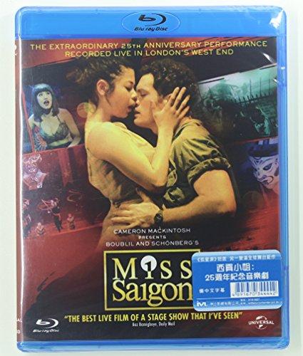 Miss Saigon: 25th Anniversary Performance Recorded Live in London's West End (Region A Blu-ray) (Hong Kong Version) 西貢小姐: 25週年紀念音樂劇
