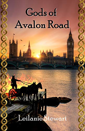 Gods of Avalon Road by [Leilanie Stewart]