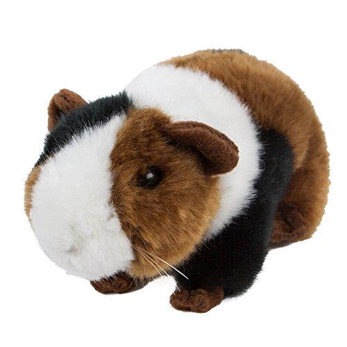 Teddys Rothenburg Kuscheltier Meerschweinchen 19 cm braun/weiß/schwarz Plüschmeerschweinchen